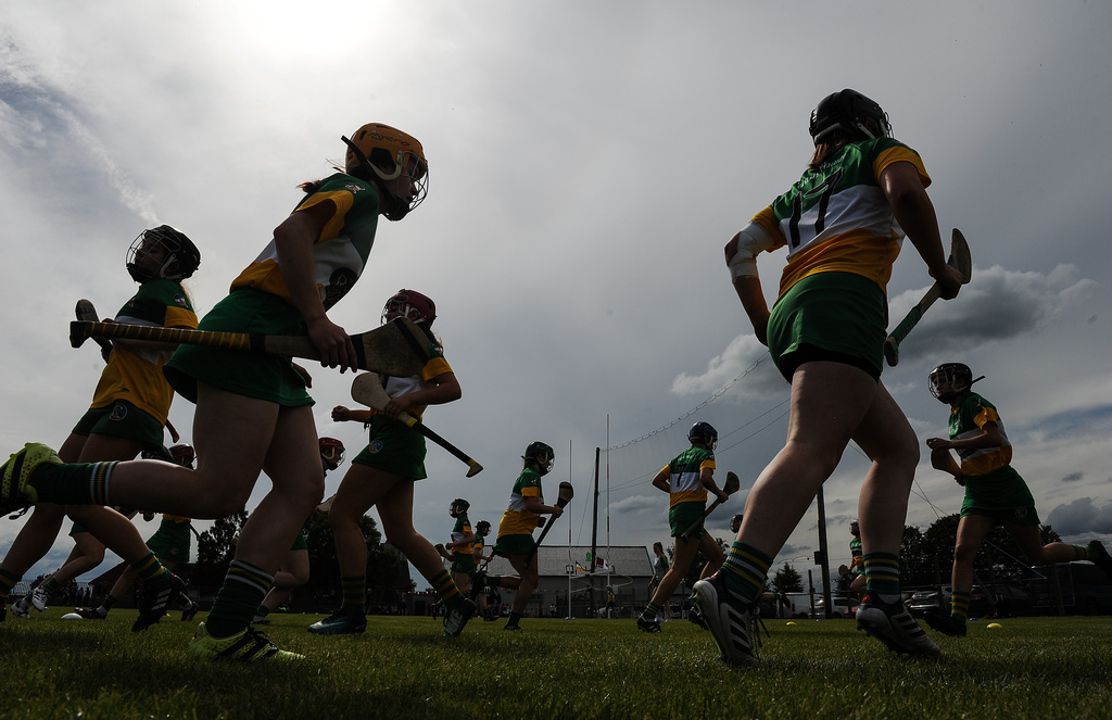 Kelly hails M.N.A. Programme to increase female coaches and mentors in Camogie