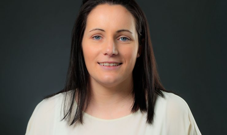 Sabrina Larkin, Leinster Participation and Growth Co-ordinator
