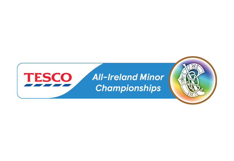 Fixtures: Tesco All-Ireland Minor Championships 15.03.2020