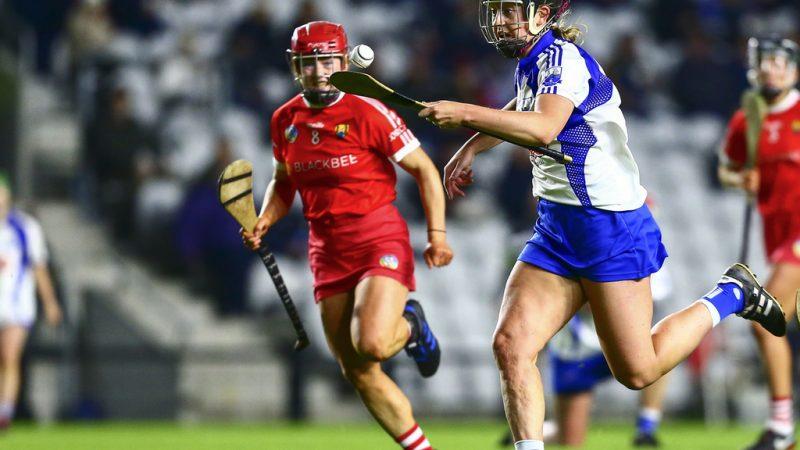 Caoimhe McGrath in action 1/2/2020