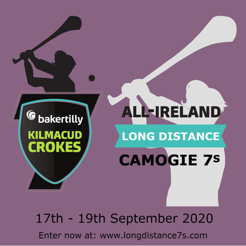 Baker Tilly All-Ireland Long Distance Camogie 7s set for Unique Edition