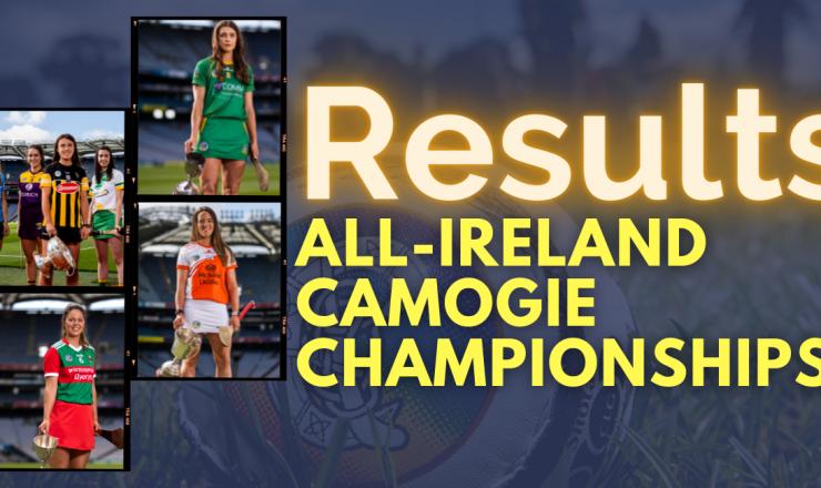FIXTURES: Tesco All-Ireland Minor Camogie Championships