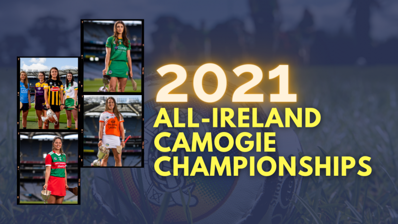 RESULTS: All-Ireland Camogie Championships 31.07.2021