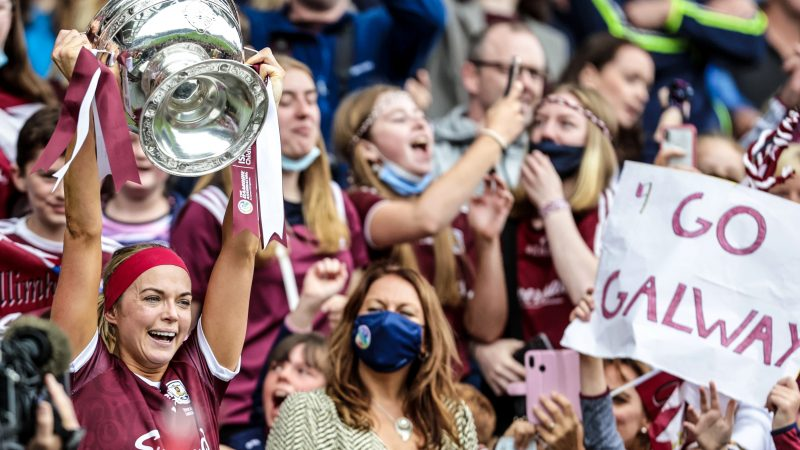 Workrate the watchword for Galway girls